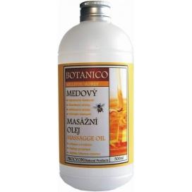 Medový masážní olej BOTANICO, 200 ml