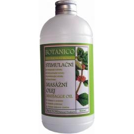 Stimulační masážní olej BOTANICO, 200 ml