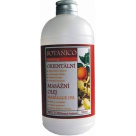 Orientální masážní olej BOTANICO, 200 ml