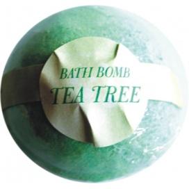 Botanico koupelová koule šumivá Tea tree, 50 g