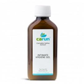 Konopný intimní mycí gel CARUN, 200 ml