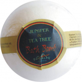 Botanico koupelová koule jalovec a tea tree - MONT BLEU -70g pro muže