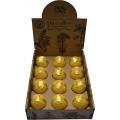 Botanico koupelová koule vaječný koňak, 50g displej 12 ks