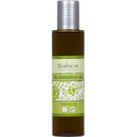 BIO Avokádový olej SALOOS, 50 ml