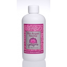 BIO Wellness olej SALOOS Argan Revital, 1000 ml
