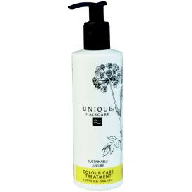Ošetřující péče o barvené vlasy UNIQUE, 250 ml