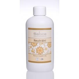 Masážní olej SALOOS neutrální, 250 ml