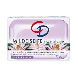 Toaletní mýdlo Wasserlilie CD, 125 g