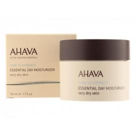 Denní hydratační krém AHAVA Time To Hydrate pro normální až suchou pleť, 50 ml