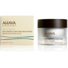 Rozjasňující hydratační krém AHAVA Age Control SPF 20, 50 ml