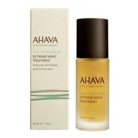 Extrémně omlazující noční péče AHAVA Time to Revitalize, 30 ml