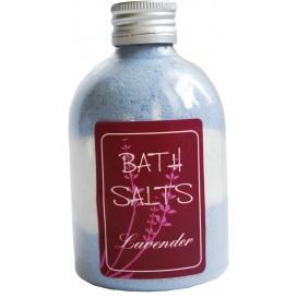Koupelová sůl levandule BOTANICO jemná, plast, 380 g