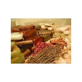 Glycerinové mýdlo Kiwi a limeta ke krájení Botanico, 1,5 kg