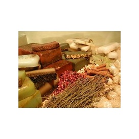 Glycerinové mýdlo Kokos ke krájení Botanico, 1,5 kg