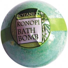 Koupelová bomba BOTANICO Čokoláda, 70 g