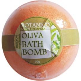 Šumivá koupelová bomba BOTANICO Mandle, 70 g