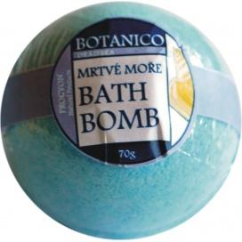 Šumivá koupelová bomba BOTANICO Oliva, 70 g