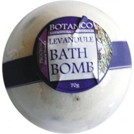 Šumivá koupelová bomba BOTANICO Růže, 70 g