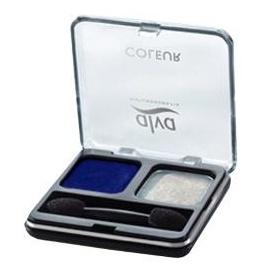 Krémové oční stíny ALVA Coleur Duo C1 - oceánská modř, 4g