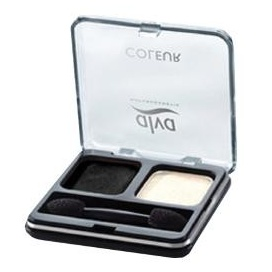 Krémové oční stíny ALVA Coleur Duo C2 - zelená, 4g