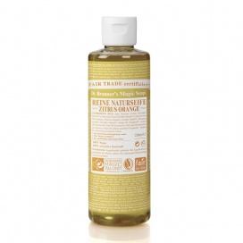 Tekuté mýdlo ALL-ONE Citrus-Orange DR. BRONNER'S, 59 ml