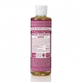 Tekuté mýdlo ALL-ONE Rose DR. BRONNER'S, 59 ml