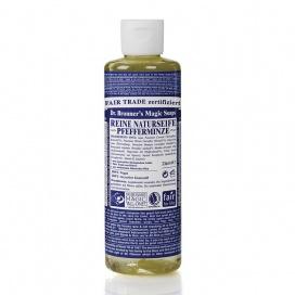 Tekuté mýdlo ALL-ONE Peppermint DR. BRONNER'S, 59 ml