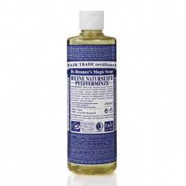 Tekuté mýdlo ALL-ONE Peppermint DR. BRONNER'S, 473 ml