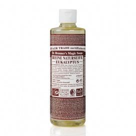 Tekuté mýdlo ALL-ONE Eukalyptus DR. BRONNER'S, 59 ml