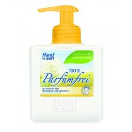 Tekuté mýdlo Parfumfrei HANDSAN, 300 ml