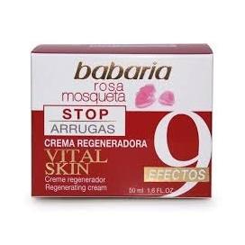 Pleťová kosmetická sada Babaria Vital skin s růží šípkovou