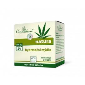 Hydratační mýdlo NATURA, 100 g