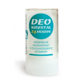 Deo krystal 24 hodin PURITY VISION, 120 g