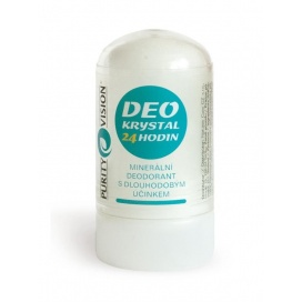 Deo krystal 24 hodin PURITY VISION, 60 g