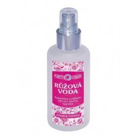 Růžová voda PURITY VISION, 100 ml